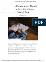 Kaidah Pencacahan_ Materi, Permutasi, Kombinasi, Contoh Soal - Edura Blog