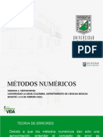METODOS SEMANA 2