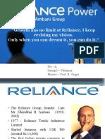Reliance power final