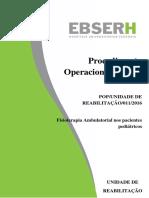 _POP 11 _2016_ Fisioterapia Ambulatorial Nos Pacientes Pediátricos 2
