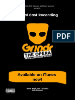 Grindr Ad With Bleed