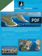 Islas de Croacia -Semana en Velero- www.travesiasenveleros.com