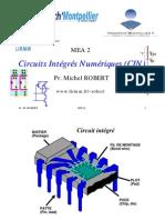 circuits intégrés numériques