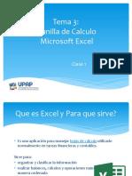 Conceptos Básicos Excel