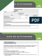 Actividades 05 LÍNEAS DE CAMPO