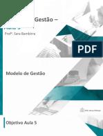 Unidade 3 - Aula 5 - Modelo de Gestão Humanística_compressed