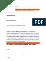 Direito Processual do Trabalho exercícios