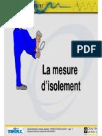 mesure_isolement