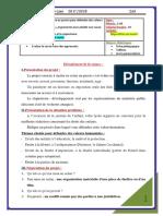 Capes Projet II Le Plaidoyer Et Le Requisitoire