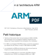 9. Introduction a Larchitecture ARM