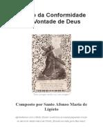 Tratado da Conformidade com a Vontade de Deus - Santo Afonso Maria de Ligório