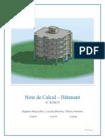 REPORT BUILDING