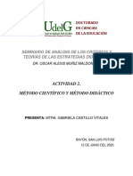 2. METODO CIENTIFICO Y DIDACTICO_GABRIELA_CASTILLO