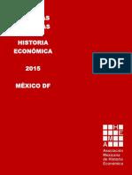 Tomo 2 Memoria del III Encuentro de Historia Económica