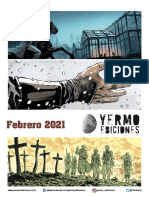Novedades Yermo Febrero 2021