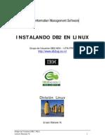 instalacion DB2 linux
