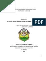 UNIDADES DE APRENDIZAJE DE EDUCACION FISICA.primaria