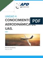 04. CONOCIMIENTOS DE AERODINÁMICA DE RPAS.