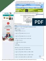 Solve numerical differential equation using Euler method calculator
