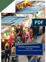 Manual Microfinanzas