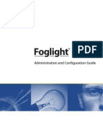 Foglight_Admin