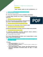GUÍA DE NEUROANATOMÍA 2° PARCIAL.