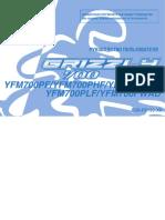 YFM700FWAD