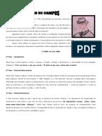 Testes Álvaro de Campos
