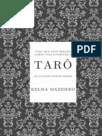 Kelma Mazziero - Tudo Que Precisa Para Conhecer o Tarobom