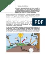 Guía de Ecosistemas