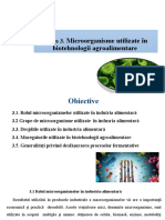 Biotehnologii tema 3