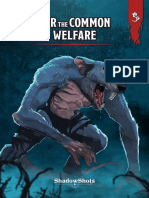 For the common welfare