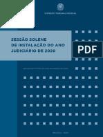 PlaquetadeAberturaAnoJudiciario2020