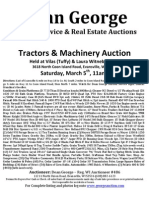 Witnebel Farm Machinery Auction