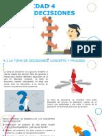 diapositivas toma de decisiones