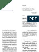 CAP_Contribuições do movimento institucionalista para o estudo de políticas públicas de saúde