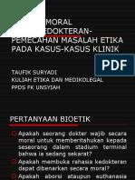 PENGANTAR DAN PRINSIP MORAL-Dr.dr.TAUFIK S