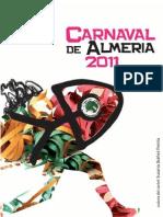 Programa Carnaval Almeria 2011