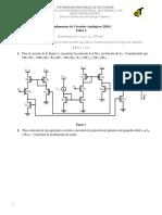 Taller 2 Fundamentos Circuitos Analogicos 2020-1