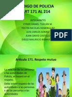 CODIGO DE POLICIA 171-214