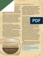 301__Apêndice C - Planos de Existência__D&D 5E - Livro Do Jogador (Fundo Colorido) - Biblioteca Élfica