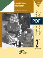 Antología Desarrollo Físico y Psicomotor