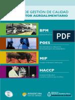 BPM, POES, MIP y HACCP