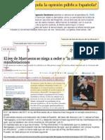 manipulacion periodistica