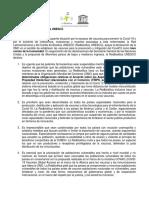 Declaración de la Redbioética UNESCO Febrero 2021 (1)