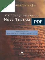 _.Origens Judaicas Do Novo Testamento