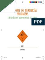 CURSO DE MERCANCIAS PELIGROSAS 1