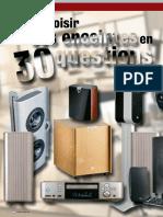Bien Choisir Ses Enceintes En 30 Questions