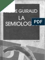 Pierre Guiraud - La Semiología