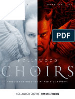 EW Hollywood Choirs User Manual Italiano